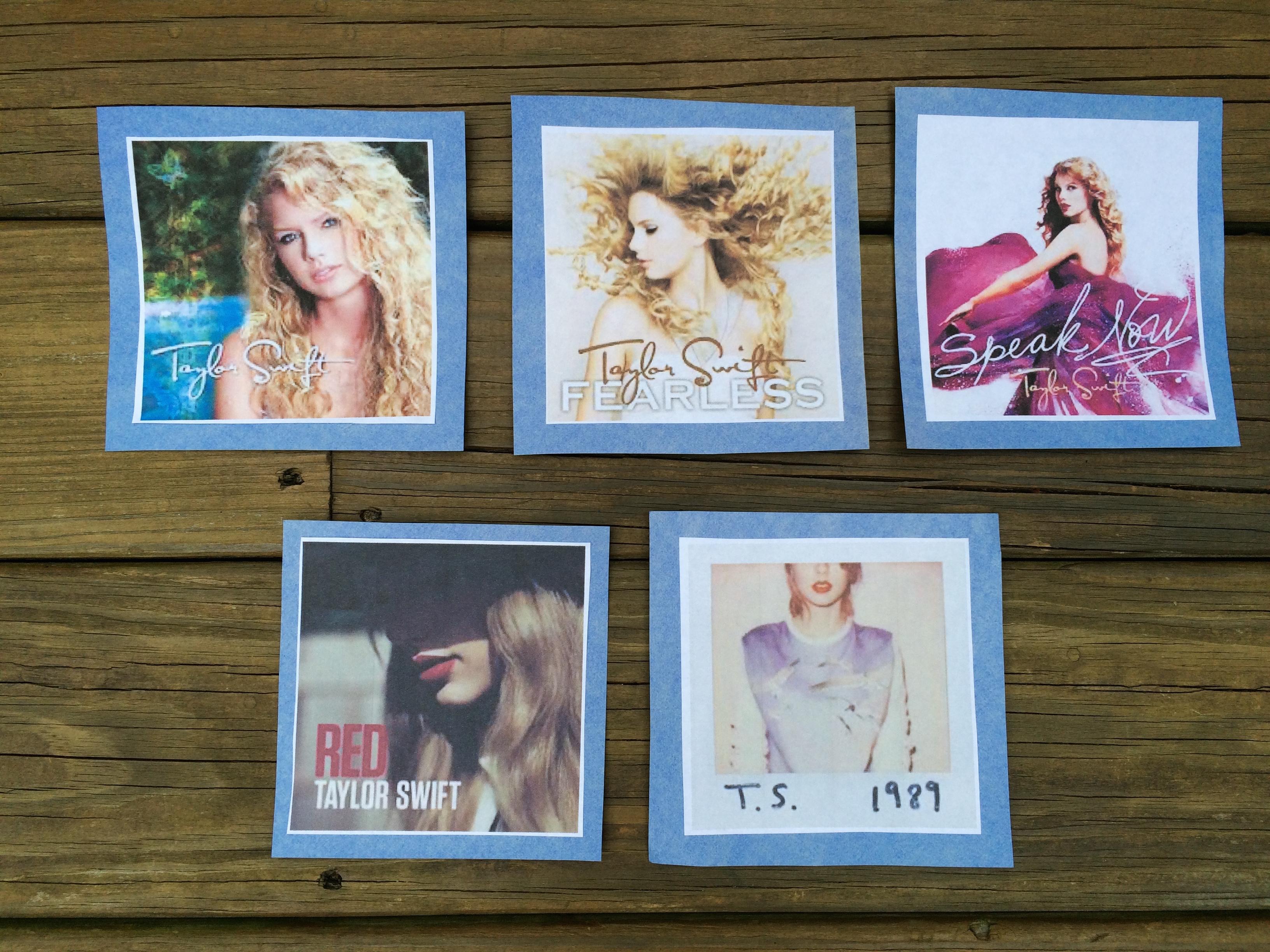 Taylor Swift Rockin\' Birthday Party « The Well Organized Mom