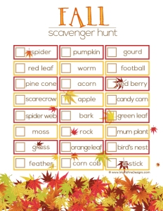 fall_SCAVENGER_hunt