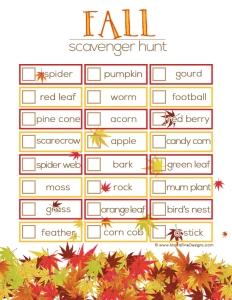 fall_SCAVENGER_hunt