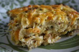 hashbrown breakfast casserole low carb